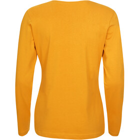 Elkline Posy Langærmet T-shirt Damer, mais